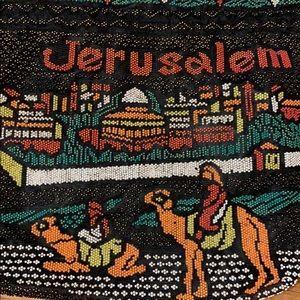 ❤️Vintage Jerusalem Bag